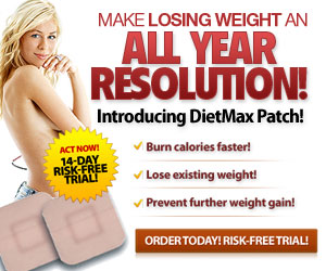 Diet Max Weight Loss Patch (S&H)