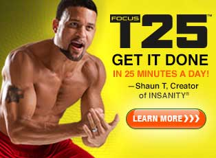 Focus T25 Risk-Free Trial & Free Gifts