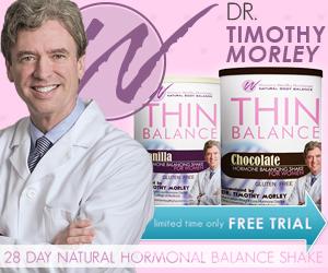 Thin Balance Hormone Regulating Weight Loss Shake (S&H)